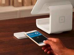 Square is one of the easiest mobile payment systems for businesses to use.