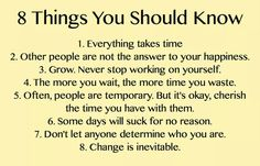 Words of wisdom Life Quotes Love, Wisdom Quotes, Quotes To Live By, Simple Quotes, Faith Quotes, Stop Working, Change, Messages, Inevitable