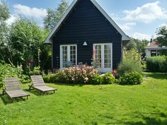 Cycling Holiday, B & B, Bed And Breakfast, Netherlands, Holland, Shed, To Go, Air Bnb, Outdoor Structures