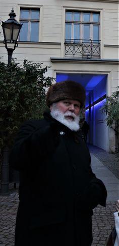 Berlin durch die Augen vom Weihnachtsmann - die besondere Führung durch eine besondere Stadt