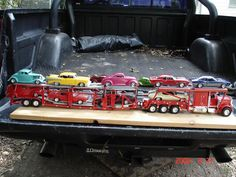 hello and thank you to all who will tell me i know some companys make a 1/25 car transport trailer but does any company make a 1/24 scale on or can 1/24 sca...
