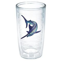 Tervis Tumbler Guy Harvey Marlin Tumbler Size: 24 oz., Lid Included: Yes