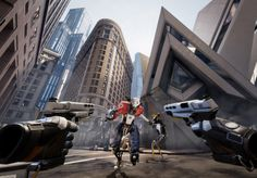 Epics VR Shooter Bullet Train Is Now the Wacky Robo Recall #ITBusinessConsultants