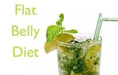 Water Recipes that can flush Away fats!