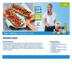 Panini ham - Lidl Nederland