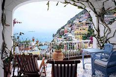 Hotel Le Sirenuse, Amalfi Coast/イタリア