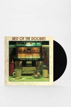 The Doobie Brothers  - Best Of The Doobies LP