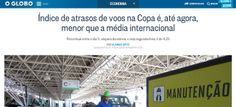 cadê o caos aéreo. #copadomundo #copa2014 #worldcup #tatendomuitacopa