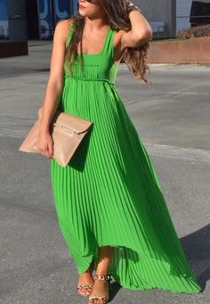 Square Neck High Low Pleated Dress  with <3 from JDzigner www.jdzigner.com