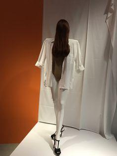 Martin Margiela, Duster Coat, Jackets, Fashion, Down Jackets, Moda, Fashion Styles, Fashion Illustrations, Jacket