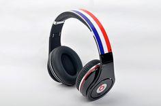 New Studio Beats France Patriotic Flag Edition Headphone