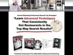 Fast Restaurant Marketing Guide & Video To Google Maps