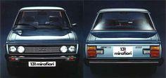 Fiat 131 mirafiori, 1978