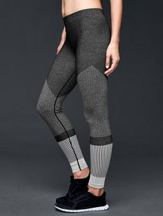 5446c7e98bcd1 GapFit gFast motion leggings Product Image Gym Style, Sporty Style, Workout  Pants, Workout
