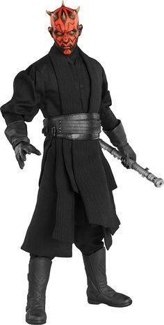 Darth Maul Duel on Naboo Sixth Scale Figure