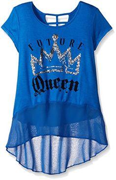 Short Sleeve Descendants T Shirt Big Kid Girls Shopping
