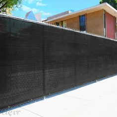 Privacy Fence Screen, Fence Screening, Mesh Screen, Fence Windscreen, Wood Retaining Wall, Welded Wire Fence, Black Fence, Landscape Edging, Black Mesh