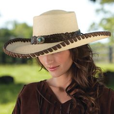Gambler Hat from Crow's Nest Trading