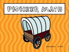 This file contains activities to promote problem solving and critical thinking skills. Students will take the role of a pioneer headed west and choose items that they think are necessary for their travels.  This activity can span a wide range of grade levels because you can choose the total weight allowed depending on your students' level. It also contains an opinion writing component which aligns to the CC Language Arts Standards W1.1, W.2.1, W3.1, W4.1.   Happy Travels!