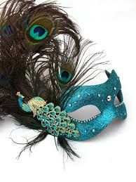 peacock masquerade - Google Search