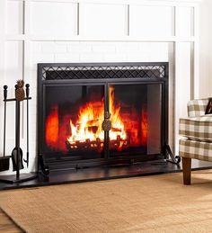 54 Fireplace Screens Ideas Fireplace Screens Hearth Fireplace