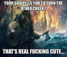 All Things Heathen,Viking and Heathen Related Clothing and accessories Viking Life, Viking Warrior, Viking Woman, Warrior Spirit, Warrior Quotes, Arte Viking, Viking Metal, Viking Art, Norse Religion