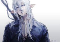 Final Fantasy Artwork, Fantasy Art Men, Final Fantasy Xiv, Fantasy Rpg, Anime Fantasy, Character Inspiration, Character Art, Anime Elf, Realm Reborn