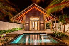 5 Reasons why I don't like Fairmont Maldives Sirru Fen Fushi (Opened April Fiji Beach, Maldives Resort, Fine Sand, Resort Villa, Private Pool, Marine Life, Cabana, Installation Art, Bungalow