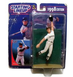 ROGER CLEMENS- RED SOX- STADIUM STARS MLB 1993 STARTING LINEUP SLU