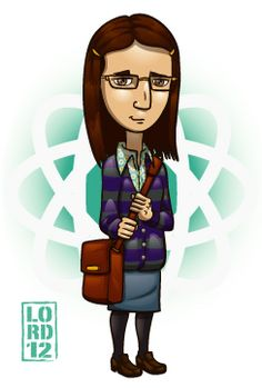 Big Bang Theory- Amy by lordmesa on DeviantArt Big Bang Theory Show, The Big Band Theory, The Mighty Boosh, Mayim Bialik, Celebrity Caricatures, Geek Girls, Deviantart, Funny Cute, Bigbang