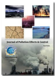 Journal of Pollution Effects & Control is a peer-reviewed and Open Access scientific journal dedicated to publish significant research work and circularizing profound knowledge of environment and effects of pollution. The readership includes policy makers, government agencies, academics and research institutions and persons concerned with the complex issues of environment and pollution.