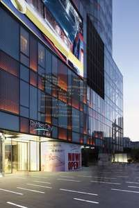 Raffles City Beijing Project - Architizer