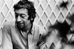 Serge Gainsbourg by Tony Frank, 1968