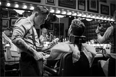 e-Cut | Mobile Barber | Mobile Hairdresser | Haircut on demand | Haircut delivery | Haircut at home : What is e-Cut?