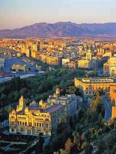 To see this (in Malaga, Spain) in the next few years: YES, PLEASE!