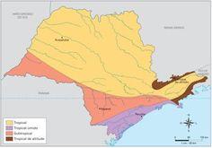 São Paulo - Conheça seu Estado (História e Geografia): 49 - O clima no estado de São Paulo