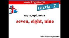Curs de limba engleza audio video lectia 7 Audio, Youtube