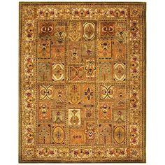 $276 Safavieh Handmade Classic Empire Wool Panel Rug (7'6 x 9'6)