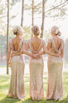Vestidos para madrinhas de casamento