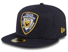 GCPD 59Fifty Fitted Cap