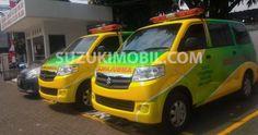 Harga Suzuki APV Ambulance