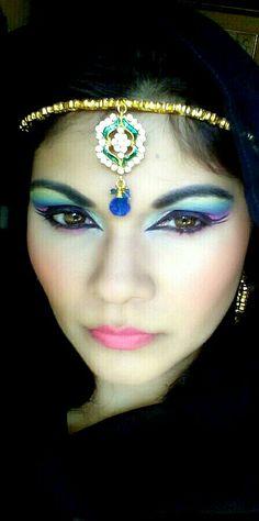 My arabic eyes