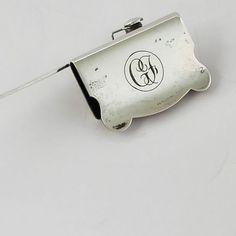 Hallmarked Silver Asprey & Co Ltd Sprung Patented Bookmark London 1958  http://www.ebid.net/uk/for-sale/hallmarked-silver-asprey-co-ltd-sprung-patented-bookmark-london-1958-153805970.htm
