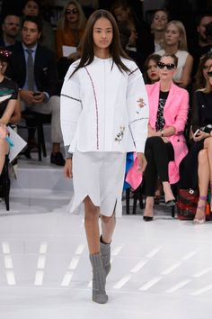 Pin for Later: Is Dior Really Planning to Bring Back the Tailcoat?! Christian Dior Spring 2015