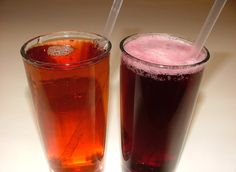 My Table is Green: Ditch the Soda-