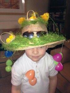 Cool Easter Bonnet for Boys!
