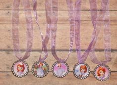 Princess Sofia the First Party Favor by StinkyPinkCreations, $12.00