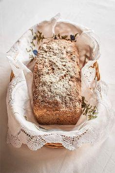 Pan de centeno básico - María Lunarillos | Tartas provocativas: Inspiración