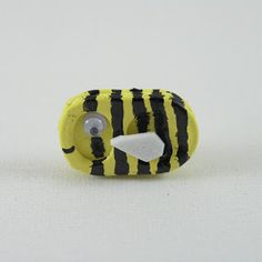 Tabsolute: day 59 pop tab bumble bee