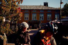 Biking in Kotka, Finland by Visit Finland, via Flickr